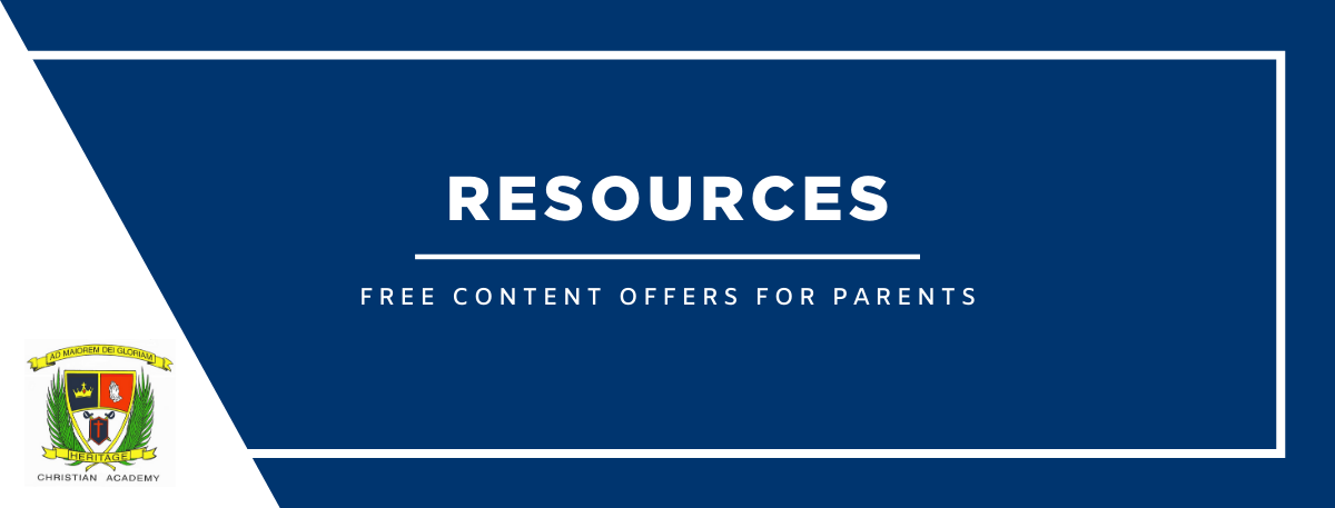 Heritage Christian Academy - Resources